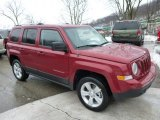2013 Jeep Patriot Deep Cherry Red Crystal Pearl