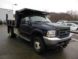 2004 Ford F450 Super Duty XL Regular Cab 4x4 Chassis Dump Truck Data, Info and Specs