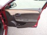 2008 Chevrolet Malibu LT Sedan Door Panel