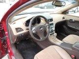 2008 Chevrolet Malibu LT Sedan Cocoa/Cashmere Beige Interior