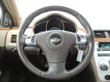 2008 Chevrolet Malibu LT Sedan Steering Wheel