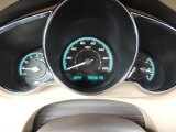 2008 Chevrolet Malibu LT Sedan Gauges