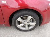 2008 Chevrolet Malibu LT Sedan Wheel