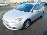 2013 Bright Silver Metallic Dodge Dart SE #76987636