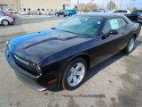 2013 Pitch Black Dodge Challenger SXT Plus #76987632