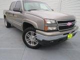 2007 Graystone Metallic Chevrolet Silverado 1500 Classic LT  Z71 Crew Cab 4x4 #76987418