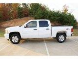2009 Summit White Chevrolet Silverado 1500 LT Z71 Crew Cab 4x4 #76987836