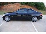 2009 Black Sapphire Metallic BMW 3 Series 328i Coupe #76987827