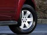 Nissan Pathfinder 2005 Wheels and Tires