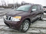 Nissan Armada 2013 Data, Info and Specs