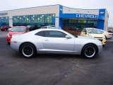 2012 Silver Ice Metallic Chevrolet Camaro LS Coupe #77042438