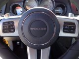 2012 Dodge Challenger SRT8 Yellow Jacket Controls