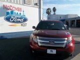 2013 Ruby Red Metallic Ford Explorer XLT #77042489