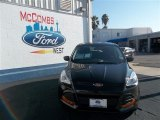 2013 Tuxedo Black Metallic Ford Escape S #77042487