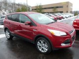 2013 Ruby Red Metallic Ford Escape SEL 2.0L EcoBoost 4WD #77042547