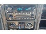 2007 GMC Sierra 2500HD Classic SLE Crew Cab 4x4 Audio System