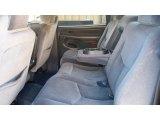 2007 GMC Sierra 2500HD Classic SLE Crew Cab 4x4 Rear Seat