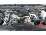 2007 GMC Sierra 2500HD Classic SLE Crew Cab 4x4 6.6 Liter OHV 32-Valve Turbo-Diesel V8 Engine