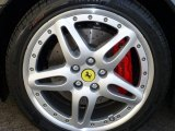 Ferrari 612 Scaglietti 2006 Wheels and Tires