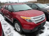 2013 Ruby Red Metallic Ford Explorer XLT 4WD #77042531
