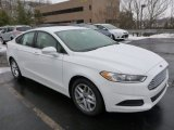 2013 Oxford White Ford Fusion SE #77042522