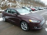 2013 Bordeaux Reserve Red Metallic Ford Fusion SE 1.6 EcoBoost #77042521