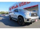 2010 Silver Sky Metallic Toyota Tundra Double Cab #77042510