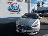 2013 Ingot Silver Metallic Ford Fusion SE 1.6 EcoBoost #77042463