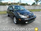 2003 Pitch Black Ford Focus ZX5 Hatchback #77042684