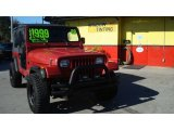 Jeep Wrangler 1988 Data, Info and Specs