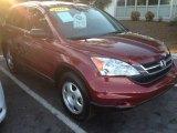 2010 Tango Red Pearl Honda CR-V LX #77042401