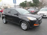 2013 Tuxedo Black Metallic Ford Escape S #77069263