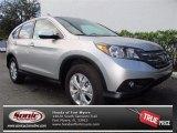 2013 Alabaster Silver Metallic Honda CR-V EX #77069241