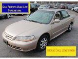 2002 Naples Gold Metallic Honda Accord EX Sedan #77069221