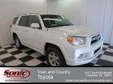 2013 Blizzard White Pearl Toyota 4Runner SR5 4x4 #77077368