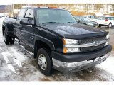 2004 Chevrolet Silverado 3500HD LT Extended Cab 4x4 Dually Data, Info and Specs