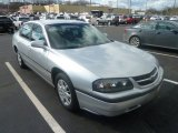 2001 Galaxy Silver Metallic Chevrolet Impala  #77077239