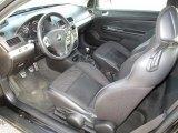2010 Chevrolet Cobalt SS Coupe Ebony Interior