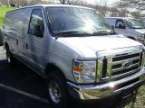 2008 Silver Metallic Ford E Series Van E250 Super Duty Cargo #7703601