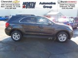 2013 Tungsten Metallic Chevrolet Equinox LT AWD #77077238