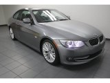 2011 Space Gray Metallic BMW 3 Series 335i Coupe #77077353
