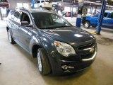 2010 Cyber Gray Metallic Chevrolet Equinox LT AWD #77077522