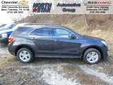 2013 Tungsten Metallic Chevrolet Equinox LT AWD #77077235