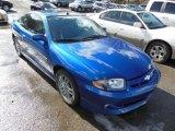 2003 Arrival Blue Metallic Chevrolet Cavalier LS Sport Coupe #77077503