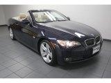 2008 Monaco Blue Metallic BMW 3 Series 335i Convertible #77077351