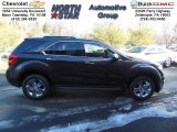 2013 Tungsten Metallic Chevrolet Equinox LTZ AWD #77077231