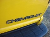 Chevrolet S10 2003 Badges and Logos