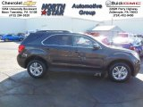 2013 Tungsten Metallic Chevrolet Equinox LT AWD #77077230