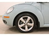 Volkswagen New Beetle 2010 Wheels and Tires