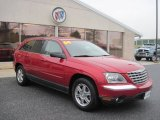 2004 Inferno Red Pearl Chrysler Pacifica AWD #77077392